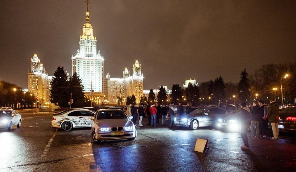 Александр Евсин: «Обитель зла» поселилась в окрестностях МГУ