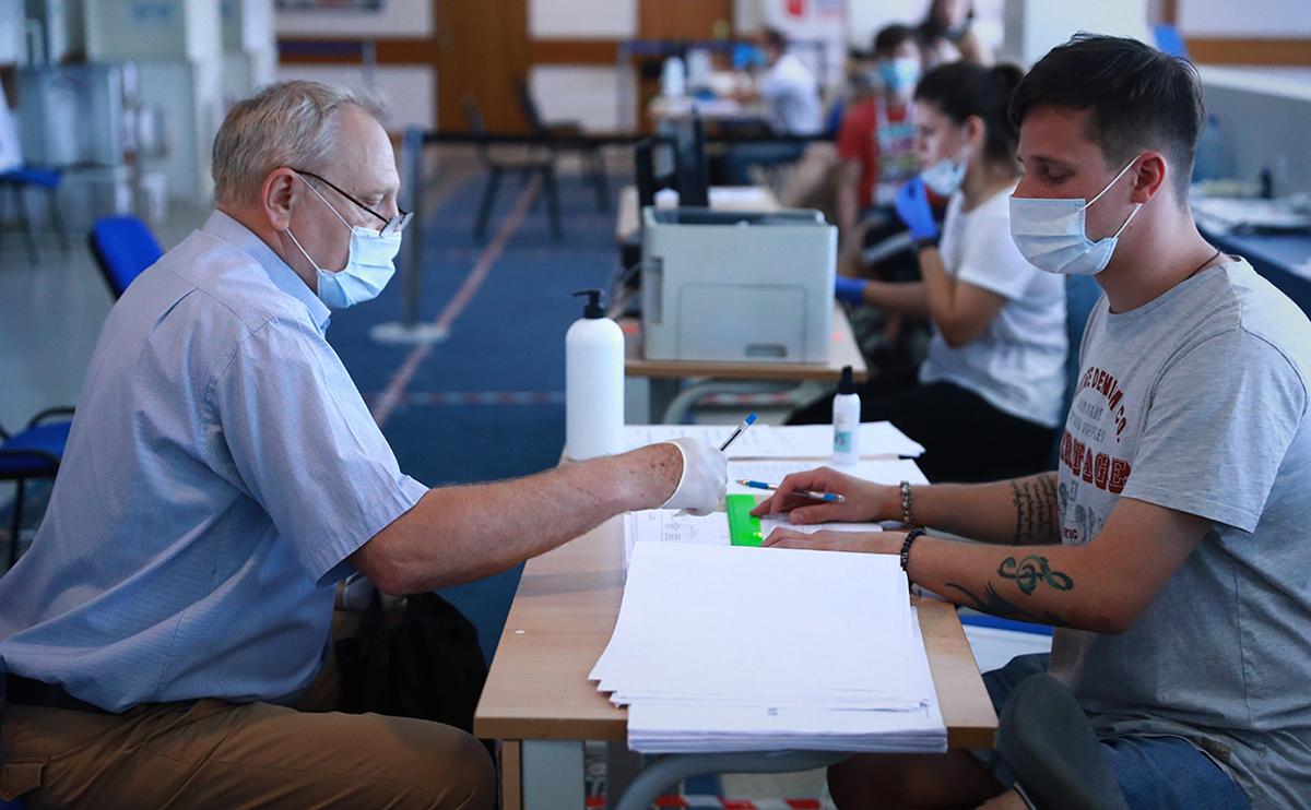 Сергей Белановский назвал результаты исследования по голосованию в Москве