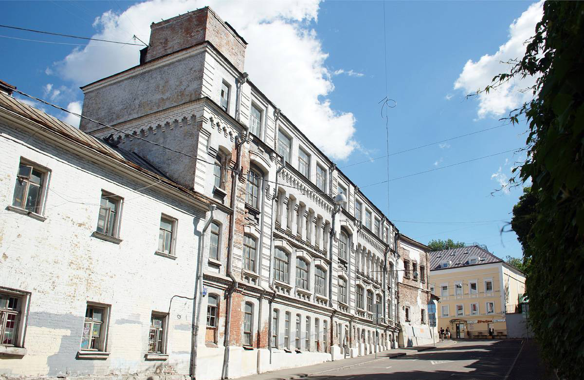 В Москве на Ивановской горке планируются сносы и масштабная застройка