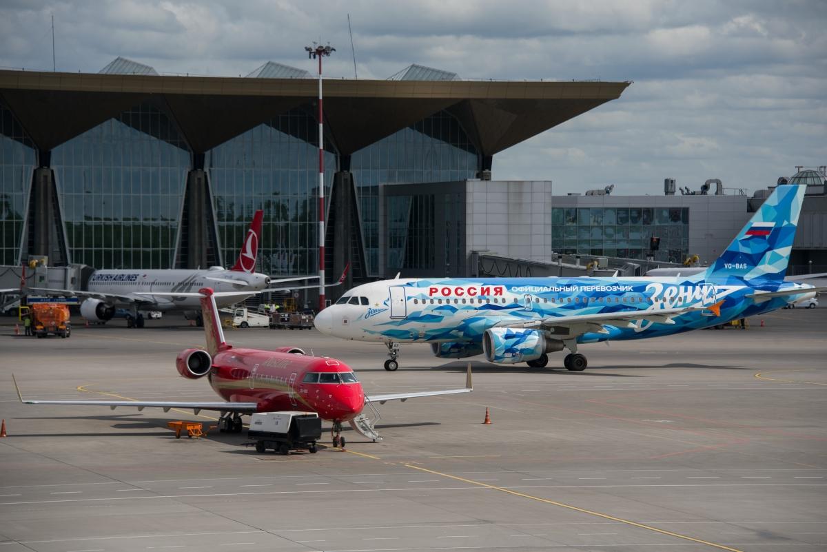 Эксперт: «Спрос на авиабилеты в Москву и Санкт-Петербург в сентябре возрастет из-за деловых поездок»