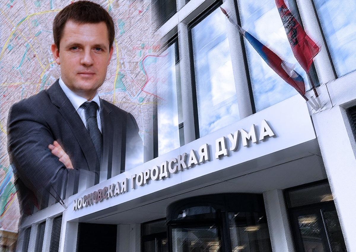 Депутаты МГД потребовали отставки главного архитектора Москвы
