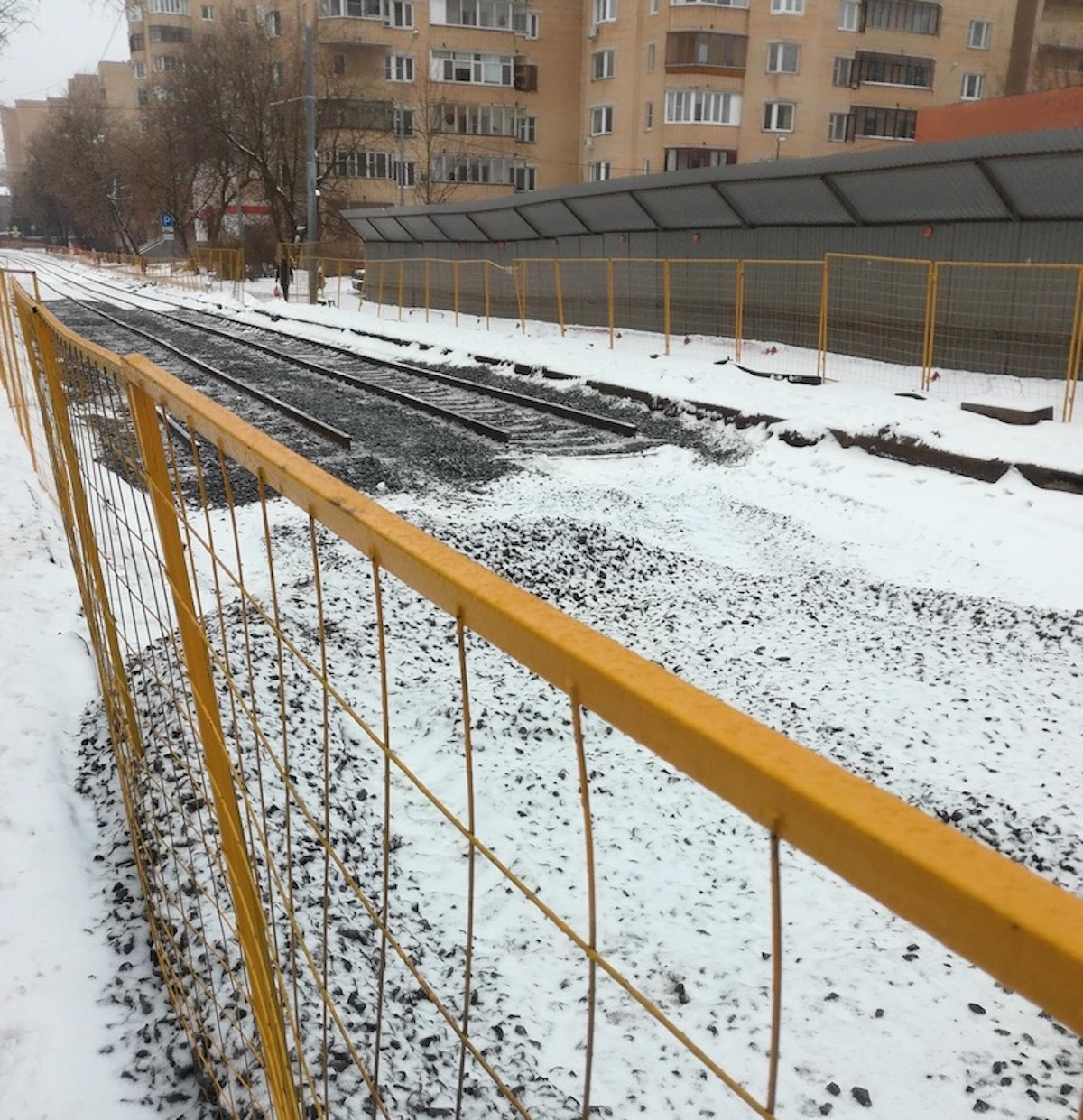 Жители московского района Богородское сообщили о неработающих трамваях