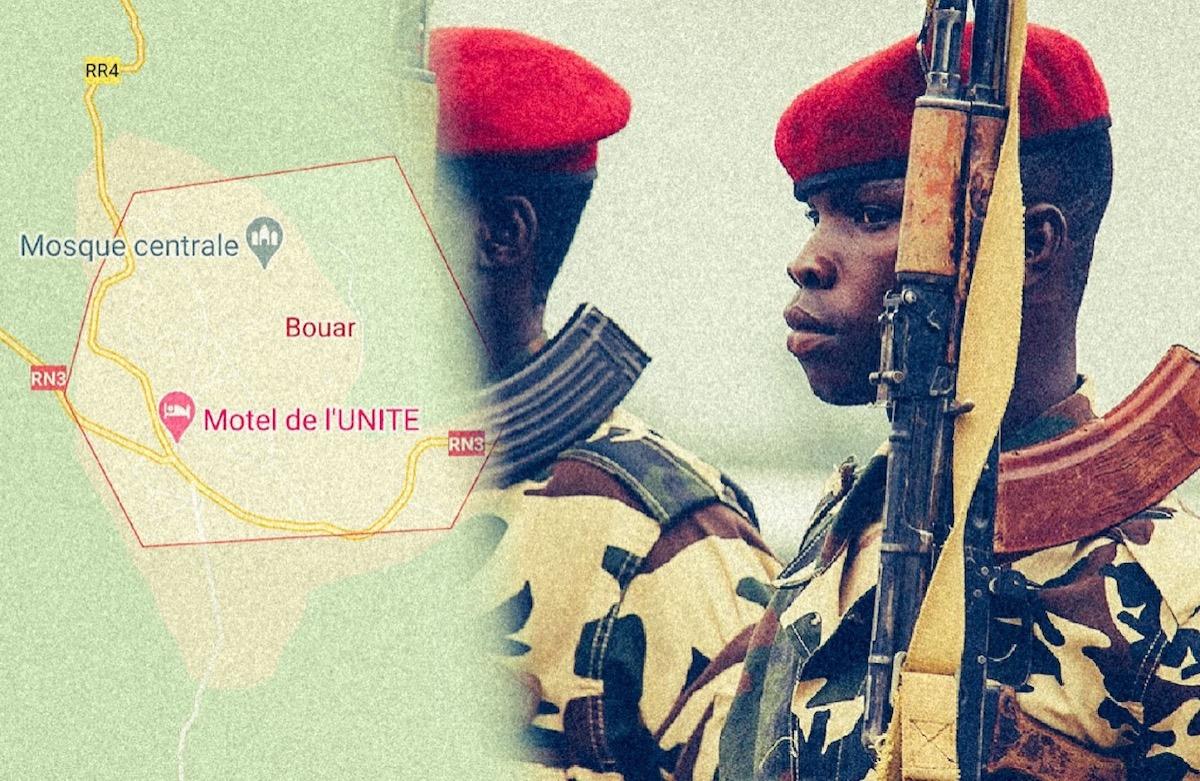 Армия ЦАР освободила от боевиков стратегически важный город Буар