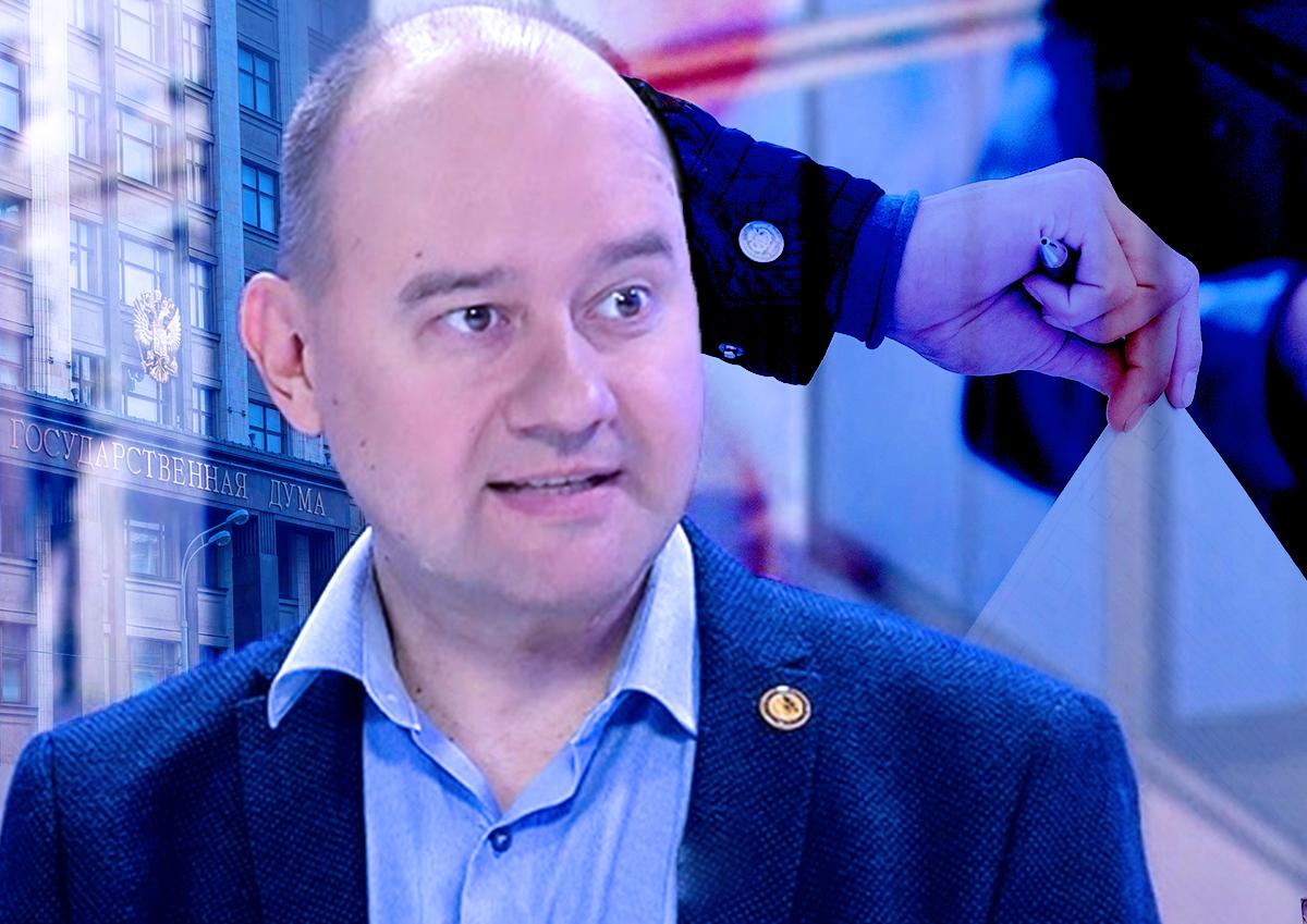 Глава отряда «ЛизаАлерт» заявил об участии в думских выборах в качестве самовыдвиженца