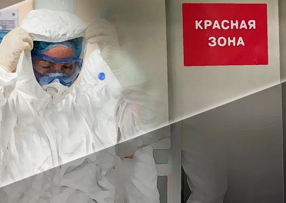 Врачи ГКБ №15 пожаловались на угрозы родственников погибших от коронавируса