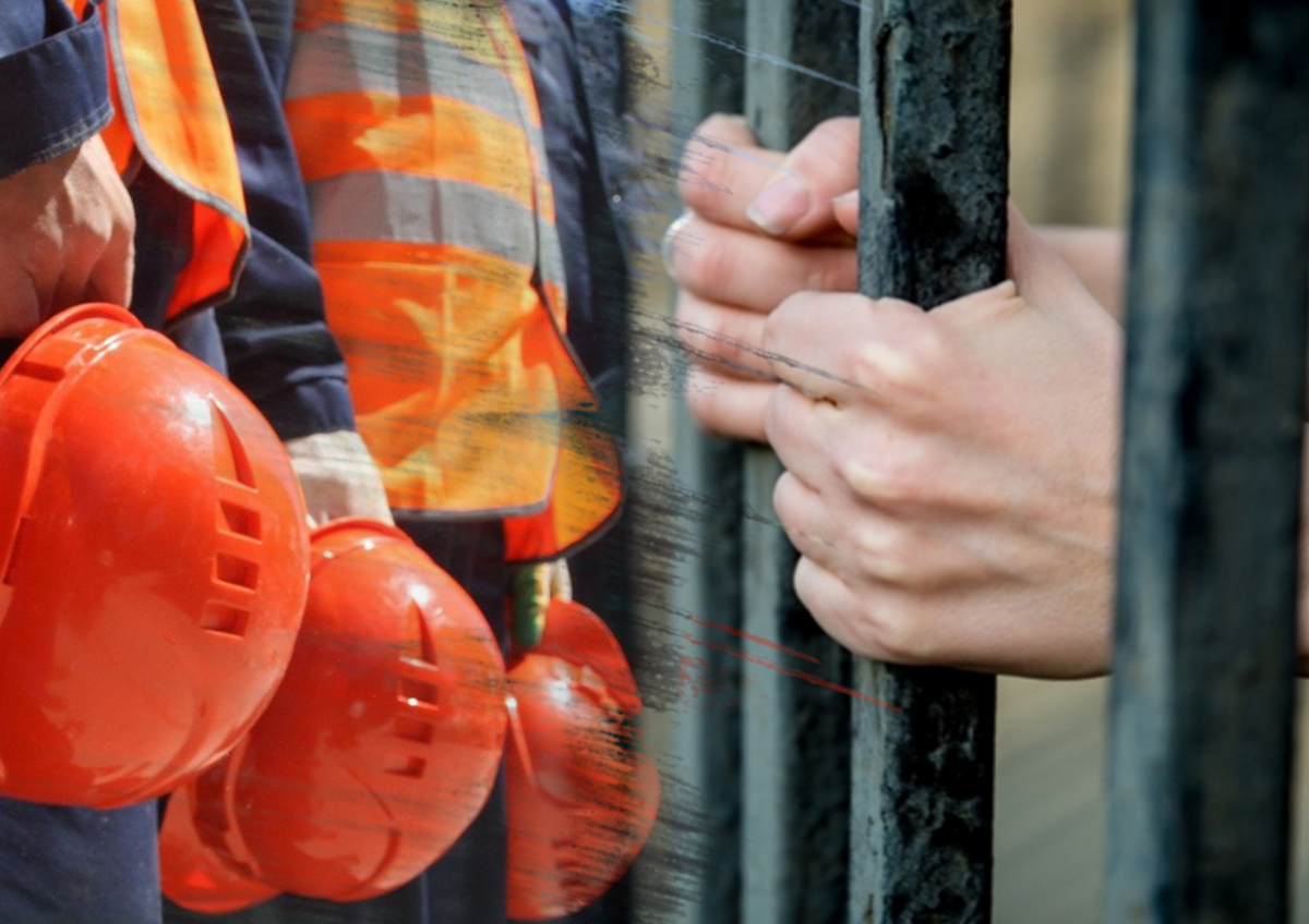Социологи выяснили отношение россиян к привлечению осужденных на работу