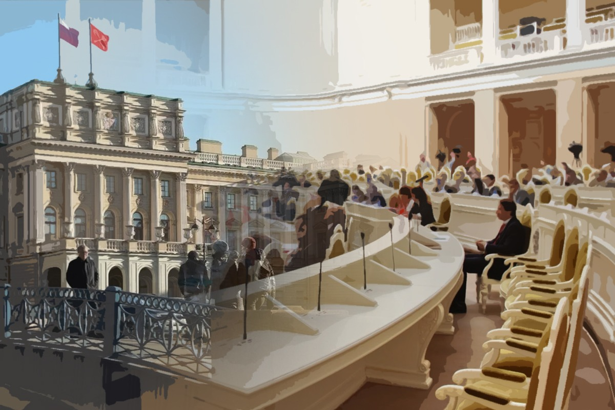 Политолог Наумов: «Петербургскому парламенту не хватает ярких личностей»