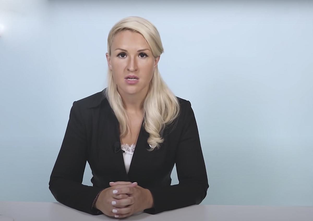 Анастасия Васильева попросила не ассоциировать ее профсоюз с ФБК**