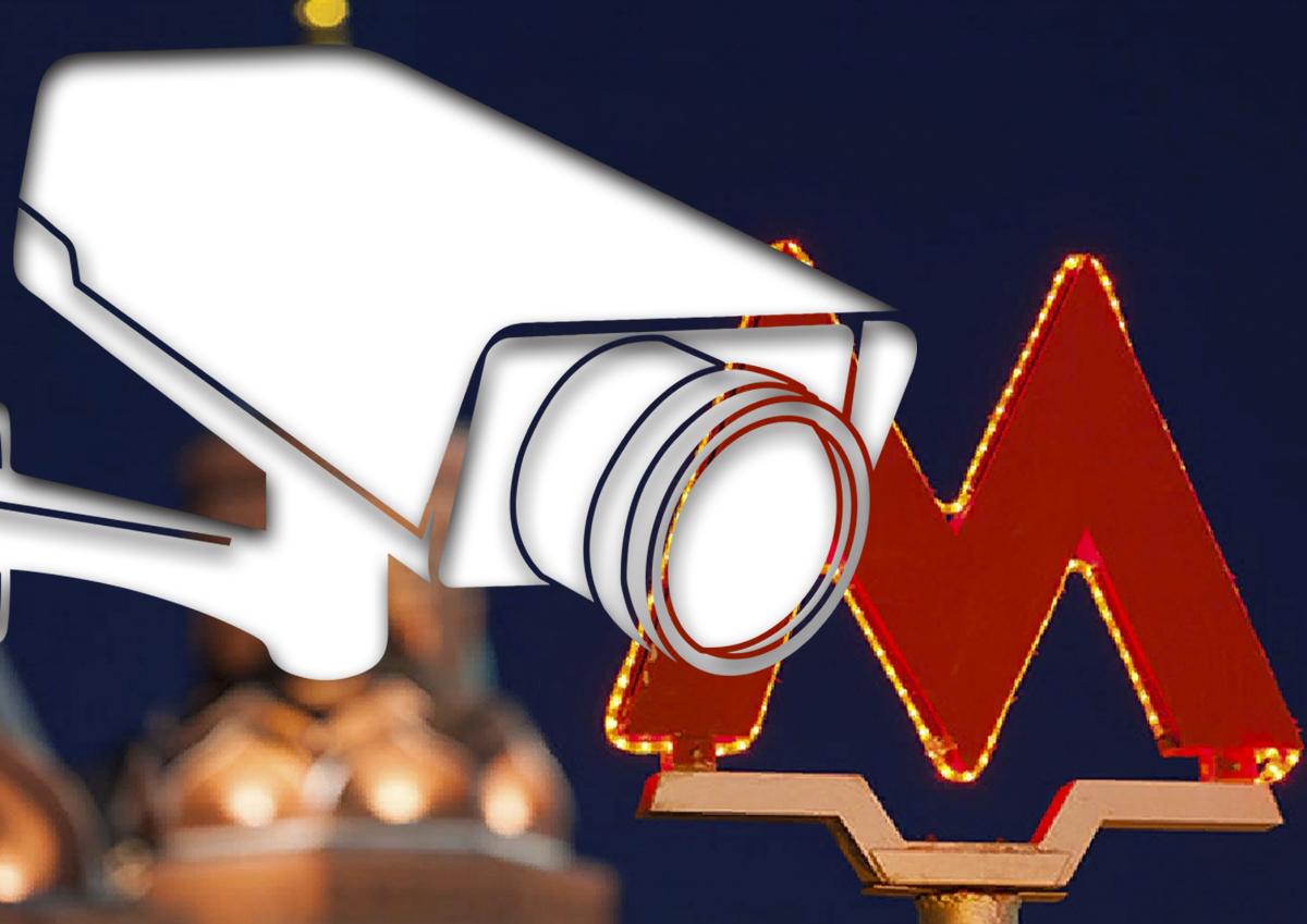 Более 1,5 тысячи преступников нашли в Москве с помощью видеонаблюдения в метро